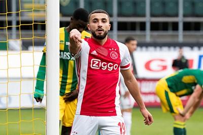 Boem, ook Labyad schiet raak! © Pro Shots