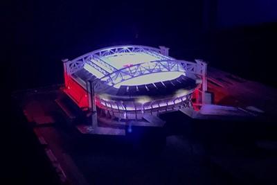 Hopelijk mogen we snel weer naar de echte JC Arena © David Resnik