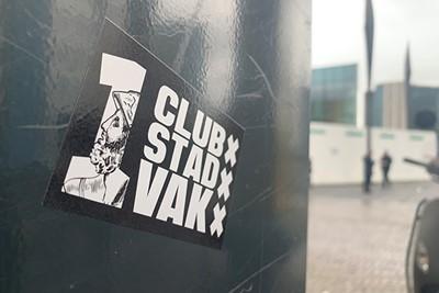 Dat dingen maar even duidelijk zijn. © Ajax Life