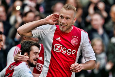 2015/16: Van der Hoorn, haha! Waren we bijna alweer vergeten. © AFC Ajax