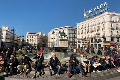 Sol, Madrid! Weten we het nog, jongens en meisjes? © Ajax Life