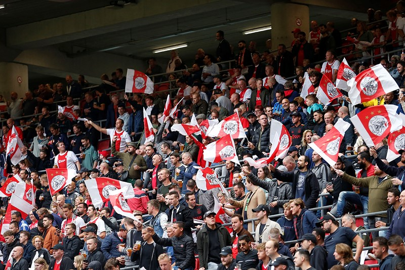 Supporters Kaartverkoop 1200
