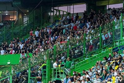 We weten hier nog niet hoe ontzettend goed Ajax gaat voetballen © Pro Shots