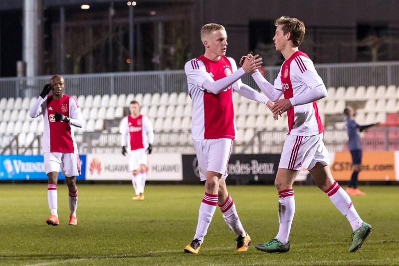 Jong Ajax 1200