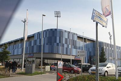 FC Aldi-uit, altijd lastig. © Ajax Life