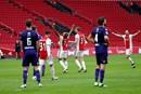 Ajax weet vijf keer te scoren tegen
