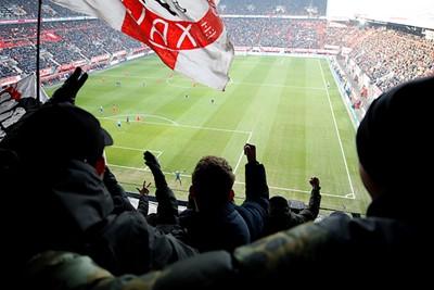Vorige keer was 2-3 niet genoeg tegen Twente, daarom is deze treffer zo fijn! © De Brouwer