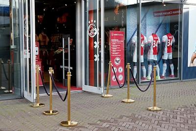 Een open deur op de wedstrijddag?! © De Brouwer