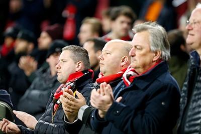Applaus. Ondanks alles. Want we hebben deze groepsfase ook weer kunnen genieten. © De Brouwer