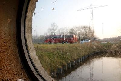 De ene keer Groningen-uit is leuk, de andere niet. Deze was zelfs stom... © De Brouwer