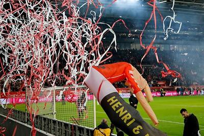 Kun je je voorstellen dat Ajax zo uitpakt rondom Utrecht-thuis? © De Brouwer