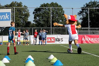 Team Lucky wint boter, kaas en eieren! © De Brouwer