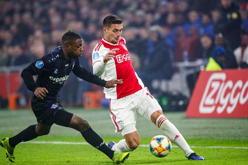 Ajax_beker_Heerenveen