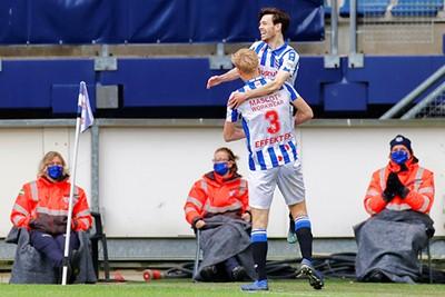 Counter Heerenveen, Álvarez omspelen, afwerken en feestje. Meh! © Pro Shots