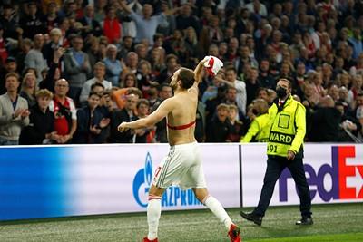 Thanks Daley en tot zondag tegen FC Utrecht. © De Brouwer