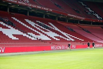 Welkom bij Ajax - PSV, deel twee... © De Brouwer