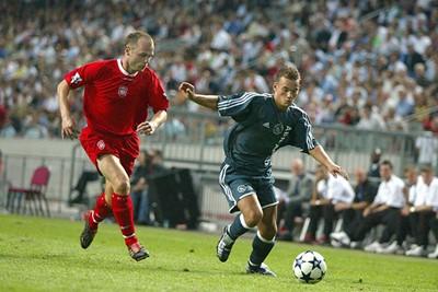 Sneijder is hier nog een heel groot talent. © Ajax Images