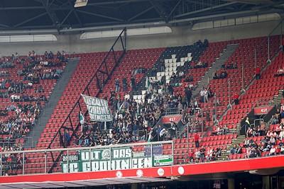 Er zijn ook wat bezoekers uit Groningen present. Welkom! © De Brouwer