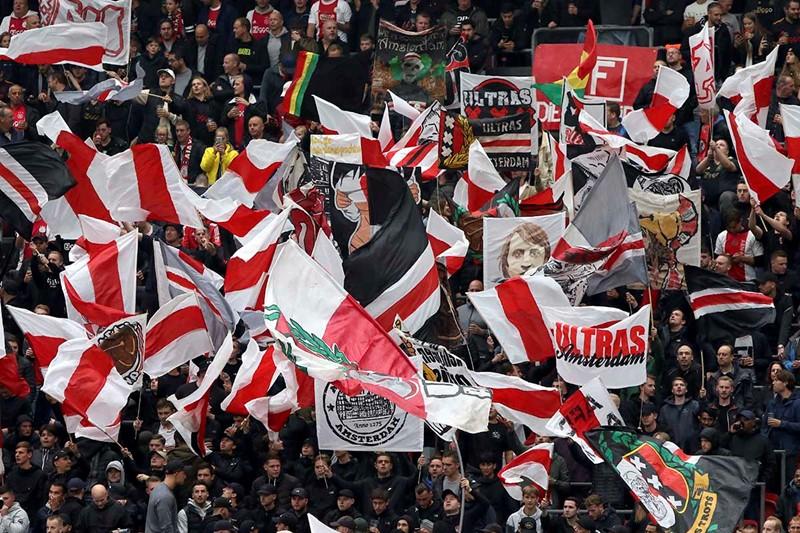 Supporters Vlaggen 1200