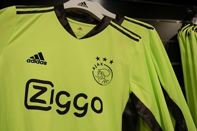 Zien we Onana aankomend seizoen terug in dit nieuwe keepersshirt? © Ajax Life