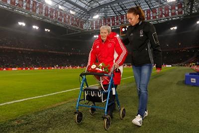 SV Ajax is er voor jong en oud!