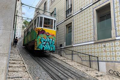 We beginnen met een trammetje. We hoeven niet uit te leggen waarom, toch? © Ajax Life