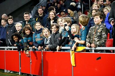 Ondanks zeven doelpunten is er de hoop om nog meer te scoren. © De Brouwer
