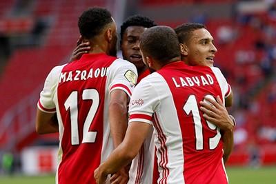 We zien glimpen van waar Ajax toe in staat is! © De Brouwer