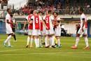 Ajax sluit trainingskamp af met oefenremise tegen Leipzig
