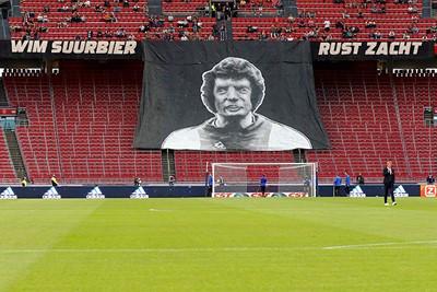 Want vergis je niet, Suurbier was een groots Ajacied! © De Brouwer