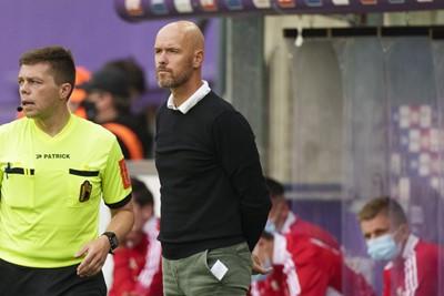 Ten Hag kan zijn mannen gaan voorbereiden op het duel met Bayern München. © Pro Shots