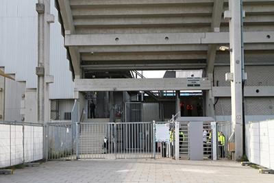 Daar moeten we wezen om Ajax aan het werk te zien. © Ajax Life