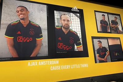 Staat jullie goed, heren! © Ajax Life