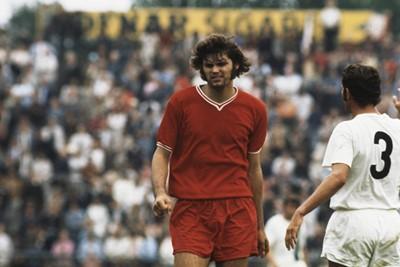 Een verdediger die de pijn kon verbijten, dat was hij zeker. © SV Ajax / Guus de Jong