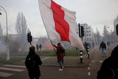 Heerlijke vlag. © De Brouwer