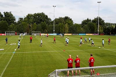 Nog een weekje… Dan gaat de bal echt weer rollen voor Ajax! © Pro Shots