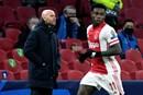 Ten Hag is niet bang voor sportief verval bij Ajax