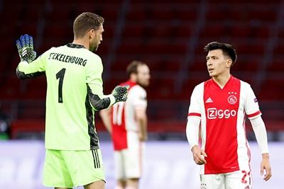 Deze twee heren hielden Lille al na drie minuten van scoren af. © Pro Shots