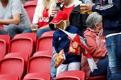 Chippies en Ajax Kids Clubpet. Dikke prima! © De Brouwer