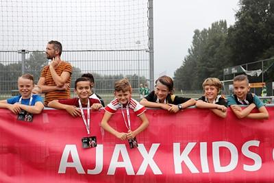 Ajax Kids Club is niet te evenaren! © Pro Shots
