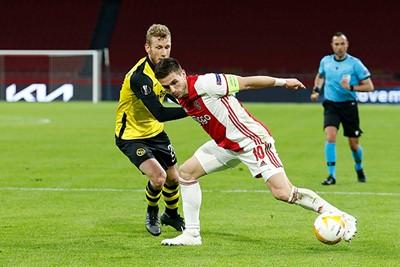 Over fysiek gesproken, wat was Tadic weer sterk hè? © Pro Shots