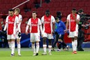 Vuurtje Ajax is helaas al snel gedoofd op CL-avondje...