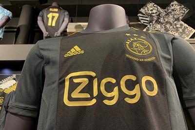 Er komen 10.000 shirts in de verkoop. © Ajax Life
