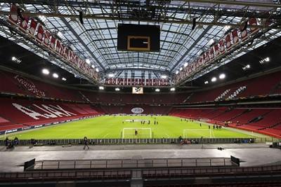 Wat blijft-ie mooi heh, de Johan Cruijff Arena... © Pro Shots