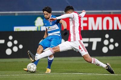 Álvarez zette de afgelopen periode zeker een tandje bij. Knap hoor! © Pro Shots