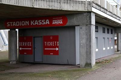 Welkom bij Ajax - PSV... © De Brouwer
