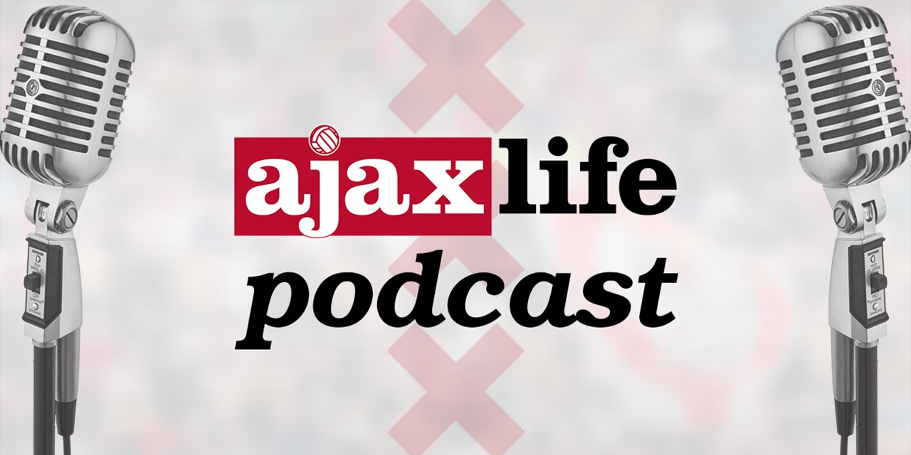 Ajax Life Podcast Logo Website