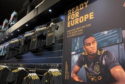 Klaar voor Europa. We hopen het zo! © Ajax Life