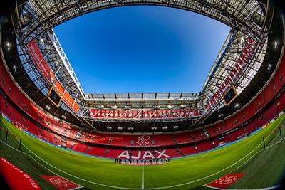 AMSTERDAM, 19-01-2020, football, Johan Cruijff ArenA, Dutch eredivisie, season 2019-2020, stadium overview, during the match Ajax - Sparta,