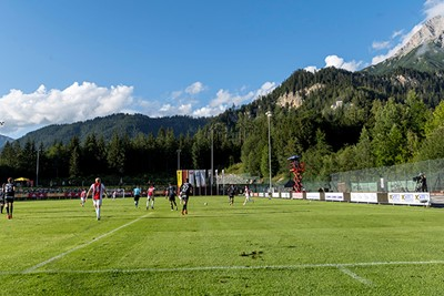 De omgeving is prachtig. Dat geldt in feite voor heel Oostenrijk. © Pro Shots